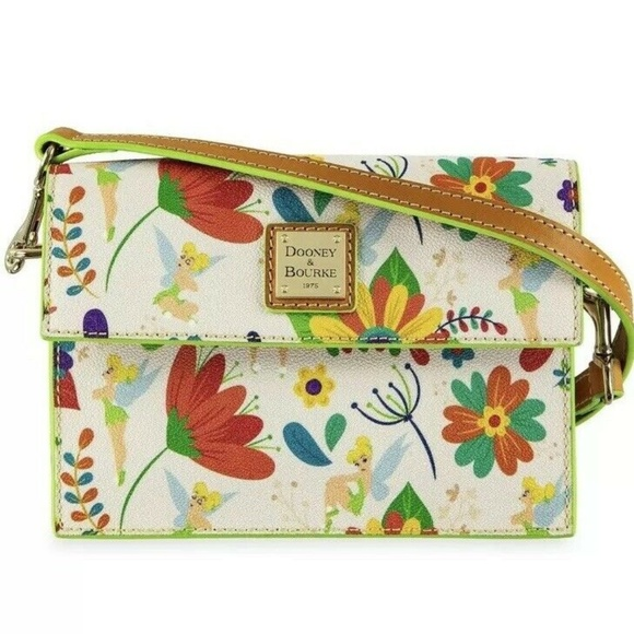 Dooney & Bourke Handbags - Disney Tinker Bell Crossbody Bag Dooney & Bourke